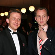 Max Raabe - German baritone & lead singer of the Palast Orchester