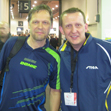 Mikael Appelgren –table tennis world champion from Sweden