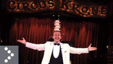 Video «Circus Krone» view