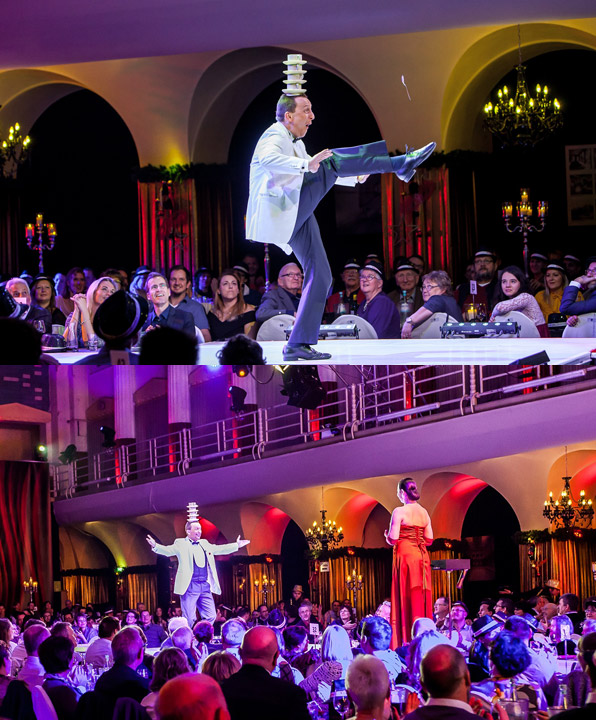 PASSION – the dinner show in Leipzig